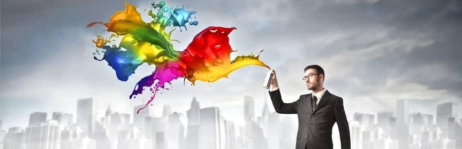 Slider Image Rainbow